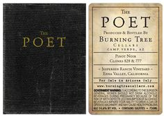 Release Party – Burning Tree Cellars 2011 Poet @ Burning Tree Cellars Tasting Room Friday @ 6:00 pm – 8:00 pm. Old Town Cottonwood