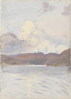 Scotland John Singer Sargent (American, Florence 1856–1925 London)