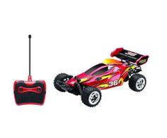 Sharper Image 1:16 Scale Remote Control Off Road Racer - Red