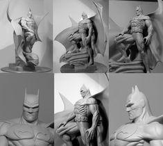 Jim Lee Batman by alterton.deviantart.com on @deviantART