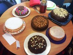 CCC Derby - Your favourite Cake