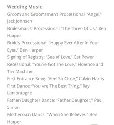 Wedding songs - ingrid michaelson makes my heart smile | Wedding! <3 ...