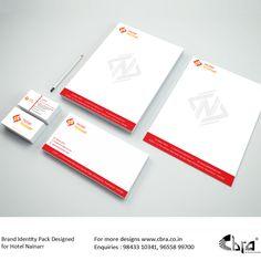 Brand Identity Pack, Brand Identity Design