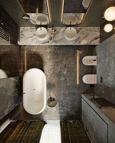 Mediterranean Small Bathroom Design Ideas despite Bathroom Mirrors In Brushed Nickel Diy Bathroom, Bathroom Toilets, Modern Bathroom, Small Bathroom, Bathroom Mirrors, Washroom, Bathroom Ideas, Bathroom Black, Bathroom Faucets