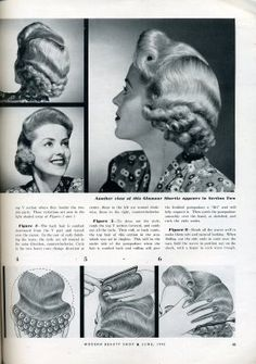 Beauty is a thing of the past: Over the Ears! ... thats the Glamour Shortie!