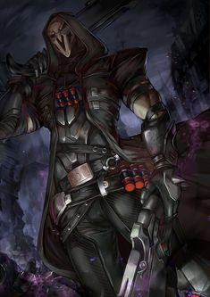 Death comes, Hanh Chu on ArtStation at https://www.artstation.com/artwork/mEZ9Y