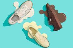Will Gucci Mane Keep Cool With The Puma Suede Ice Cream Pack http://SneakersCartel.com #sneakers #shoes #kicks #jordan #lebron #nba #nike #adidas #reebok #airjordan #sneakerhead #fashion #sneakerscartel