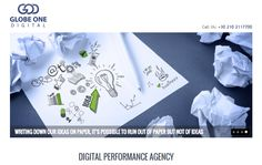 #globeonedigital #digitalperformanceagency