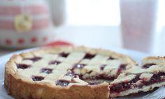 La tarte linz, ou Linzer Torte, est une délicieuse tarte à la confiture de framboise, originaire d'Autriche.