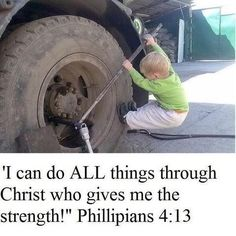 Christ my strength