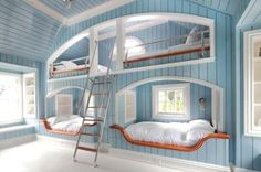 Modern Bunk Beds Offering Attractive Space Sacing Ideas For Large And Small…