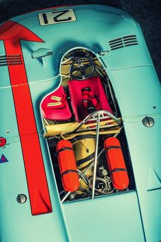 Here's your Car Porn of the Day: 1970 Porsche 908/3.