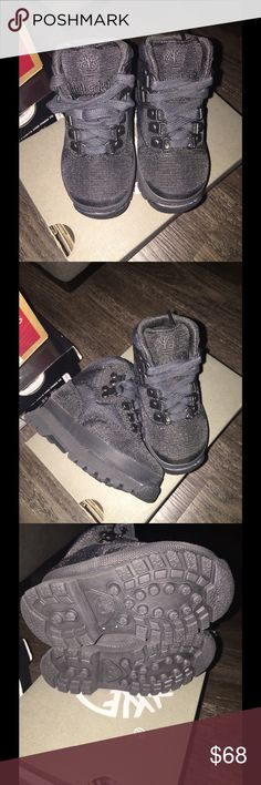 Timberland Boots Toddlers/Petits Timberland Boots Toddlers/Petits. Size: 5. Black. Never Worn!!! BRAND NEW!!! Timberland Shoes Boots
