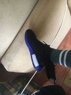 4310ac574828 Adidas nmd r1 custom. Sunnyboi · Kicks