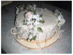 Modelo de Torta de Matrimonio