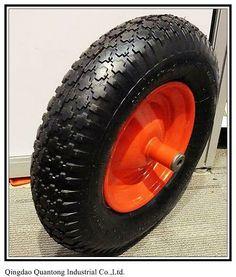 400-8 tyre &inner tube&rim competitive price (4.00-8) - China ;wheelbarrow wheel;wheels produce in jiaonan city, RUNTO