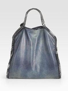 Stella McCartney..I covet your handbags