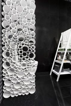 Architectural Room Divider by Sanindusa