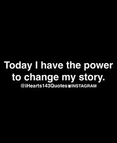 Everyday I hold this power. Just a matter of remembering ☺