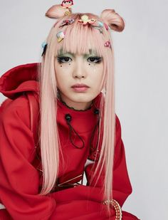 Fernanda Ly for i-D Magazine Photographed by Santiago and Mauricio Sierra