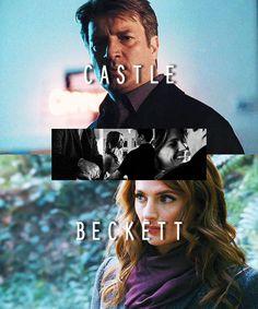 Castle + Beckett