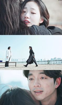 Goblin : The Lonely & Great God Goblin The Lonely And Great God, Live Action, Goblin Korean Drama, Goblin Gong Yoo, Best Kdrama, Yoo Gong, Korean Drama Quotes, Drama Fever, Weightlifting Fairy Kim Bok Joo