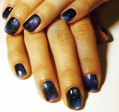 ...galaxy nails