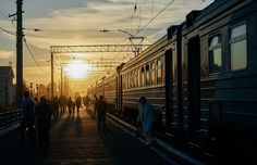 """На электричках до Байкала. День 7"" by Alex Abanin"