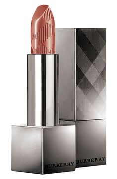 Burberry 'Lip Mist' Natural Sheer Lipstick - Sheer color with a glossy finish.