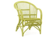 Dendera Dining Chair, Lime