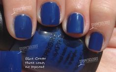 Sephora by OPI Blue Grotto