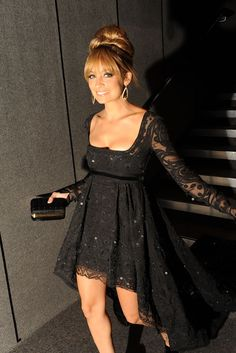 """Great shot of   Nicole Richie. Photo by Steve Eichner at """"Evening at the FiFi Awards"""""""