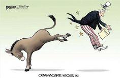 Obamacare kicks in