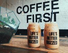 Imagem de coffee, drink, and tumblr