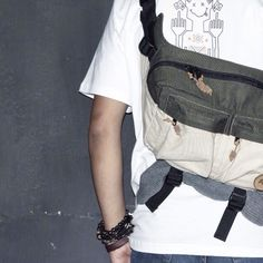 Waist bag III. Handmade. Heartmade.