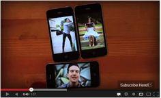 超クリエイティブな3台のiPhoneを使ったミッージックビデオ | A!@attrip