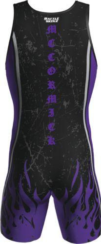 Custom Wrestling Singlets - Design Your Own Singlet at Battle Skinz!