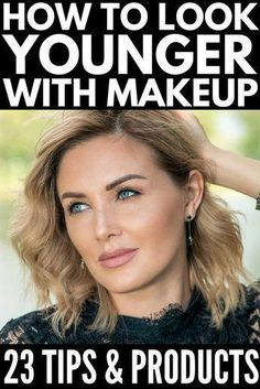 Look younger INSTANTLY with this collection of tips, tutorials and recommendations for the best makeup for women over Make Makeup, Eye Makeup Tips, Smokey Eye Makeup, How To Apply Makeup, Simple Makeup, Applying Makeup, Makeup Hacks, Makeup Ideas, Fall Makeup Looks