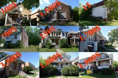 Pryor Street, Detroit: Vill du köpa ett hus för en dollar?
