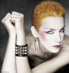 Annie Lennox taken by Brian Aris