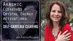 Akashic Records + Crystal Energy Clearing: Self-Sabotage Short Guided Meditation, Akashic Records, Free Training, Intuition, Remedies, Self, Crystals, Home Remedies, Crystal