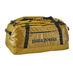 Patagonia Black Hole\u00AE Duffel Bag 90L - Sulphur Yellow SULY