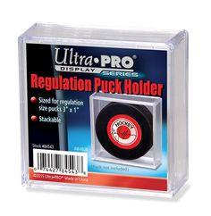 Square Regulation Puck Holder - Larger