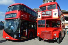 London Buses | by PD3.