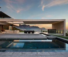 OVD 919 House by SAOTA (ZA)