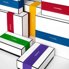 5d6a3479f78d Chanel Gift Box Gift Box Packaging, Retail Packaging, Brand Packaging,  Packaging Design,