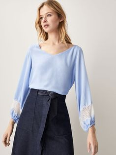 Women's Shirts & Blouses | Massimo Dutti Spring Summer Collection 2018
