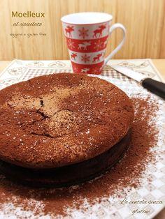 La pentola senza glutine: Moelleux al cioccolato - leggero e gluten free