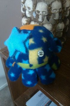 Octoplushie-starry night, second pic.