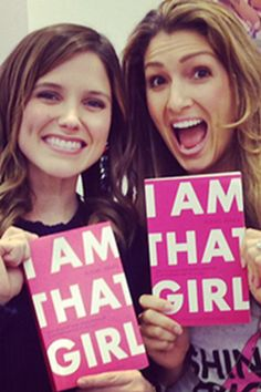 "Your March Check List: Alexis Jones, Founder of I Am That Girl, has put a great book together (with a forward by her pal Sophia Bush) in which she shares her very interesting career path (which included red carpet hosting gigs and making it to the final rounds of ""Survivor"" in 2008) , as well as 30 stories by women who have overcome obstacles on their way to self-acceptance."